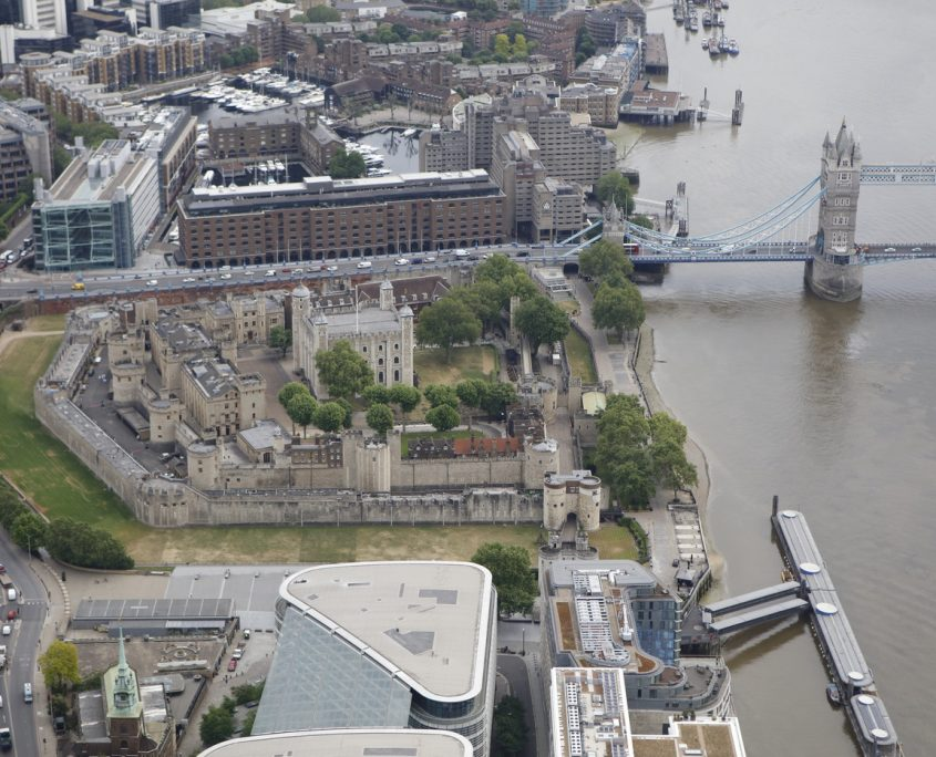 London Arial Photography